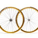Quella Bikes 40MM Deep-V Wheelset-8048
