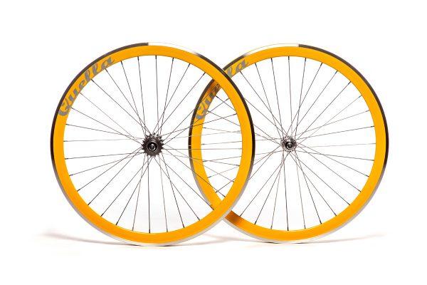 Quella Bikes 40MM Deep-V Wheelset-8049