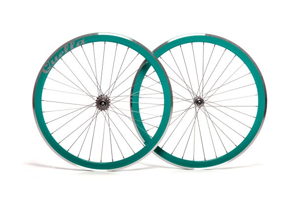 Quella Bikes 40MM Deep-V Wheelset-8050
