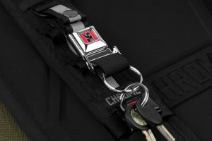Chrome Industries Mini Buckle Key Chain-7869
