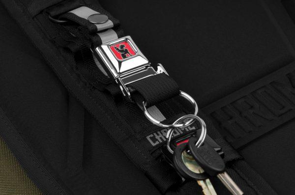 Chrome Industries Mini Buckle Key Chain-7869