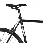 Unknown Bikes Fixed Gear Bike SC-1 Black -7937