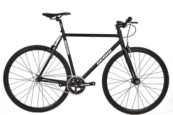 Unknown Bikes Fixed Gear Bike SC-1 Black -0