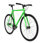 Unknown Bikes Fixed Gear Bike SC-1 – Green -7954