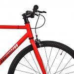 Unknown Bikes Fixed Gear Bike SC-1 – Red -7948