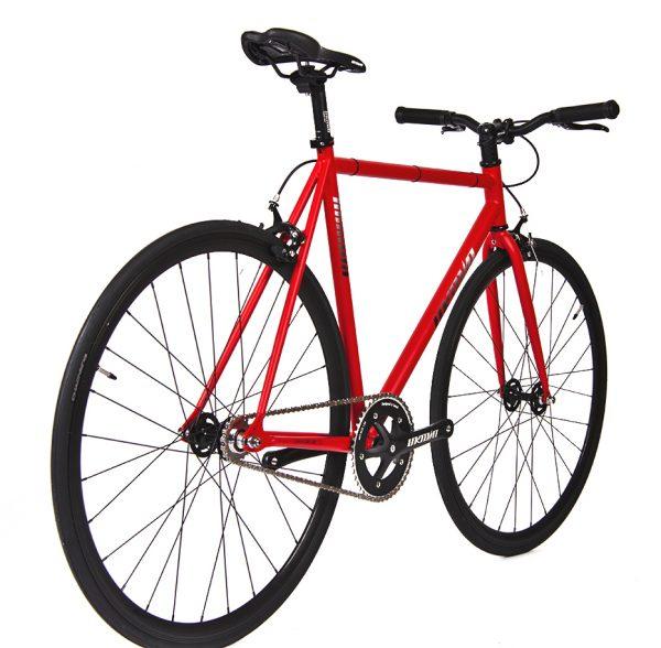 Unknown Bikes Fixed Gear Bike SC-1 - Red -7950