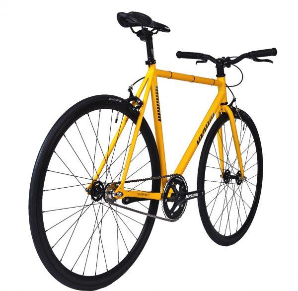 Unknown Bikes Fixed Gear Bike SC-1 - Yellow -7943