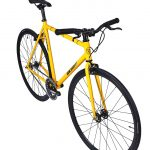 Unknown Bikes Fixed Gear Bike SC-1 – Yellow -7944