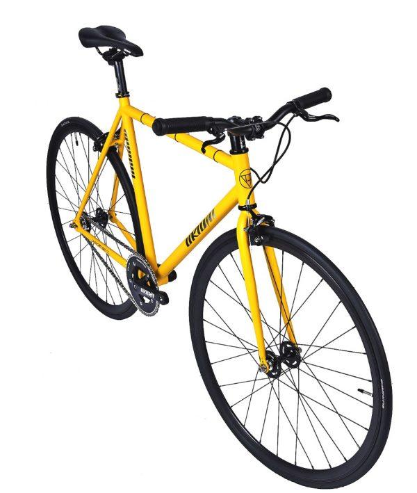 Unknown Bikes Fixed Gear Bike SC-1 - Yellow -7944
