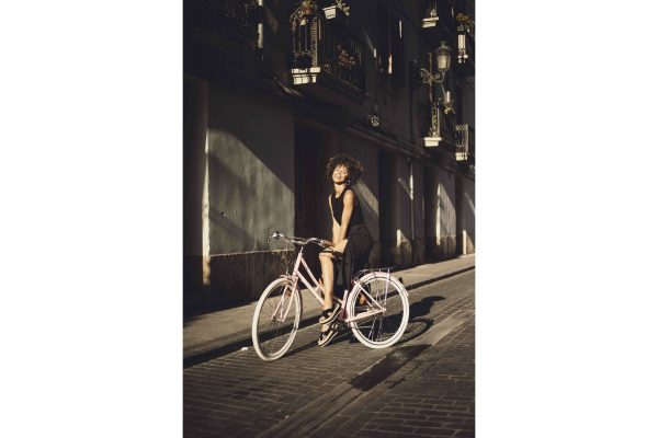 Fabric City Ladies Bike Shoredich-11312
