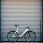 State Bicycle Co. Fixed Gear Bicycle Black Label v2 Pearl White-11298