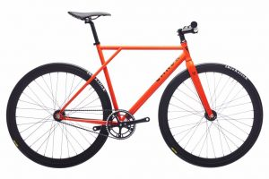 Poloandbike Fixed Gear Bicycle CMNDR 2018 CO4 - Orange-0