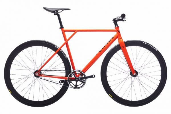 Poloandbike Fixed Gear Bicycle CMNDR 2018 CO4 - Orange-0