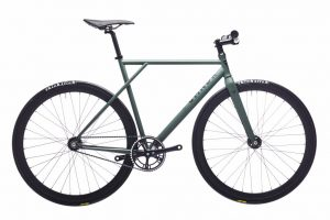 Poloandbike Fixed Gear Bicycle CMNDR 2018 CA1 - Green-0