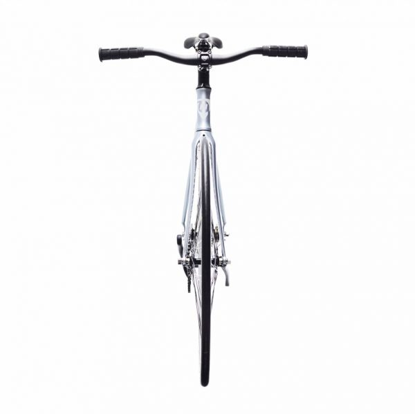 Poloandbike Fixed Gear Bicycle CMNDR 2018 CG2 - Silver-11376