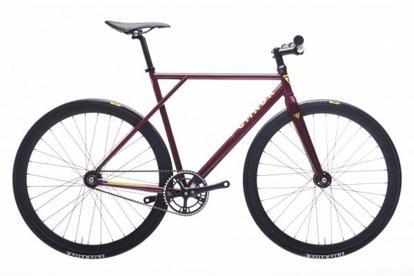 Poloandbike Fixed Gear Bicycle CMNDR 2018 CP3 - Purple-0