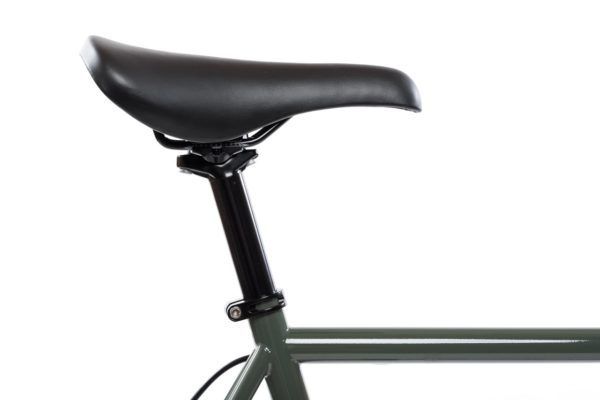 State Bicycle Fixed Gear / Single speed 4130 Army Green