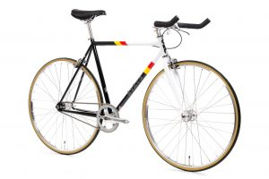 State Bicycle Fixed Gear / Single speed 4130 Van Damme