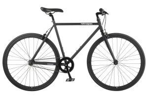 Retrospec Harper Fixie & Singlespeed Bike - Black