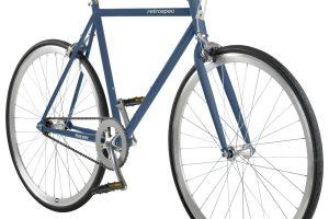Retrospec Harper Fixie & Singlespeed Bike - Navy